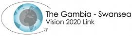Gambia Swansea Eye Link Logo