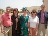 Lindsay Bater, Suzanne Martin, Cheryl Madeira-Cole, Stella Elliott, David Laws