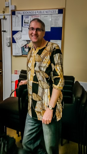Andrew Martin - quizmaster